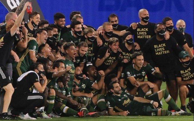 Portland de los argentinos Valeri, Blanco y Conechny campeón de la MLS