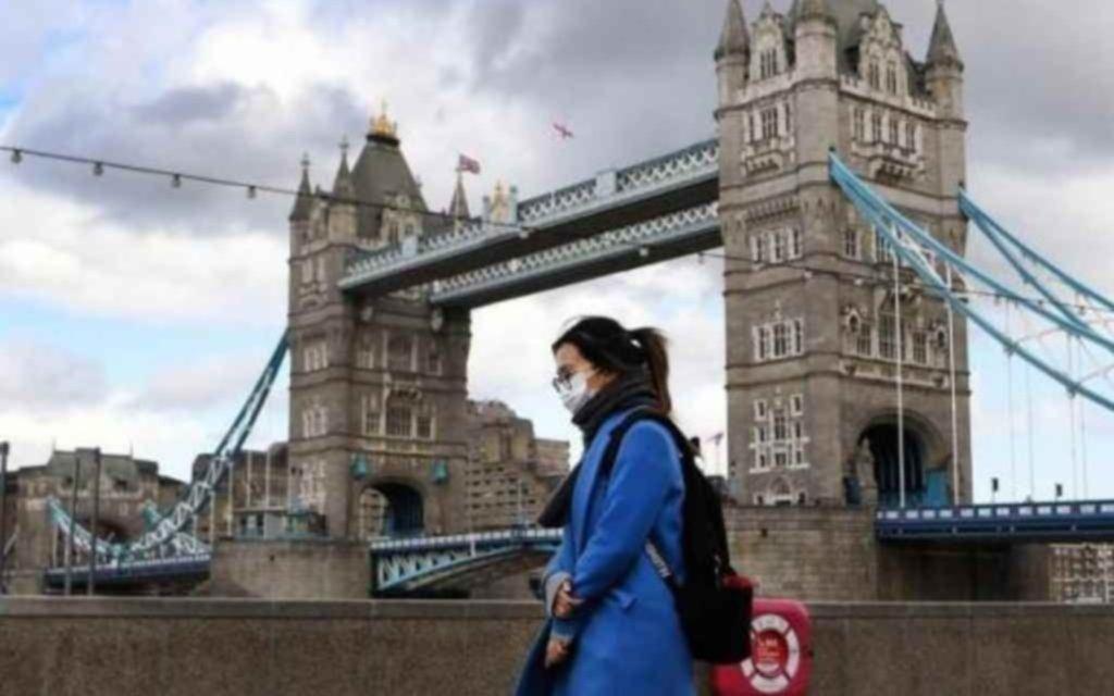 Un estudio afirma que el coronavirus se esparció en Reino Unido antes del primer caso