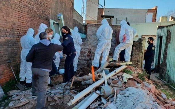 En Junín están horrorizados por el femicidio de Rosa: su cuerpo apareció en una obra en construcción
