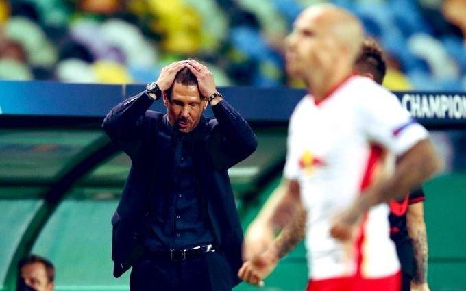 """Diego Simeone: """"Dimos todo lo que teníamos, pero no alcanzó"""""""