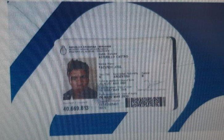 Hallazgo clave: ¿qué hacía la foto del DNI de Facundo Astudillo en el celular de un policía?