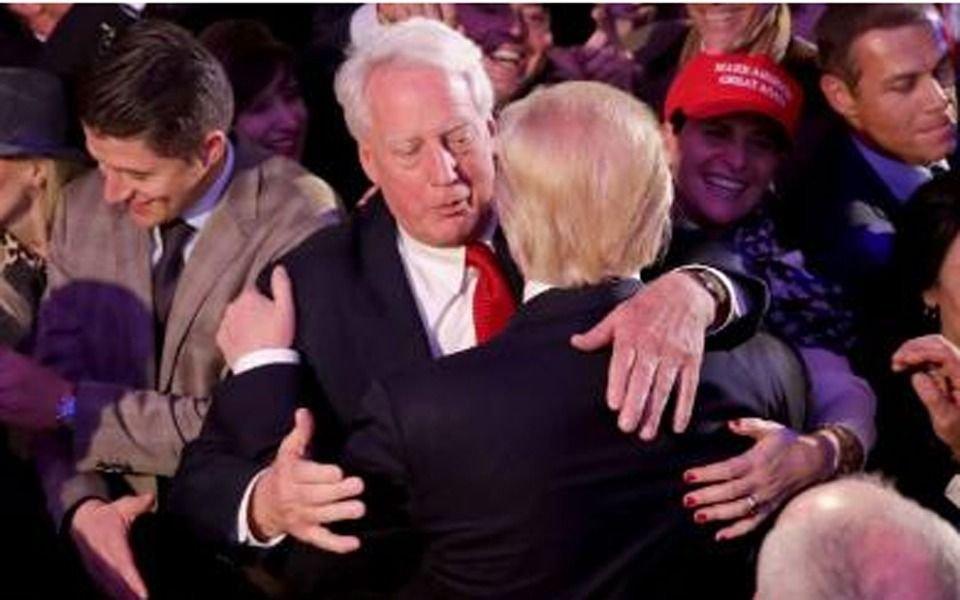 Internan en Nueva York a un hermano del presidente Donald Trump