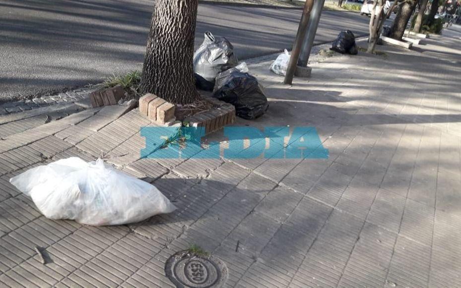 Vecinos de diagonal 73 reclaman recolección de residuos