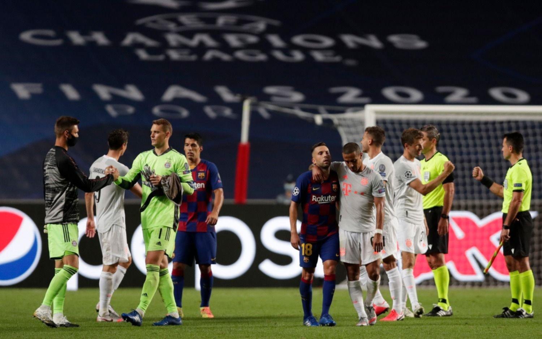 Champions: cuándo se juegan los semifinales y equipos clasificados