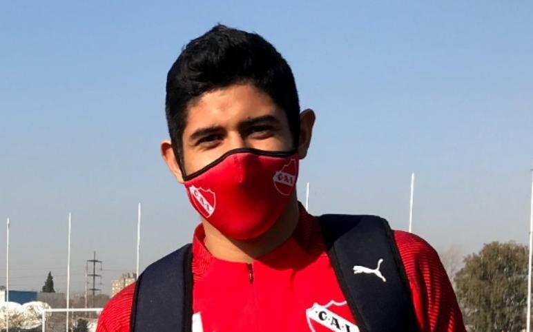 El Rojo le mejorará el contrato a Alan Franco