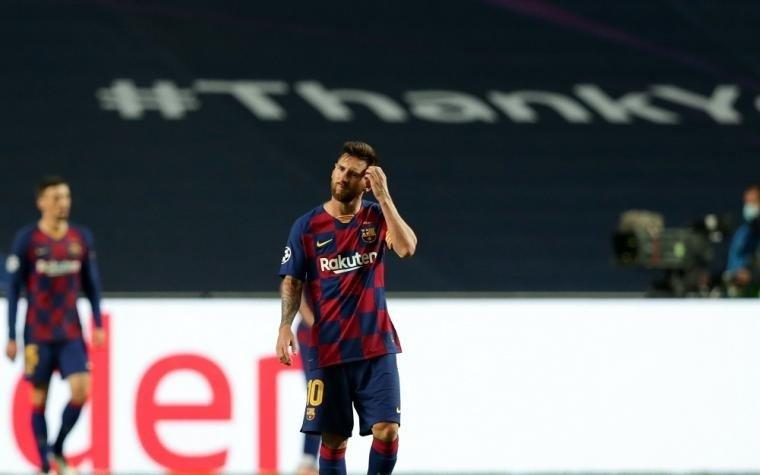 """Un futbolista del Bayern, picante contra Messi: """"Disfruté verlo así"""""""