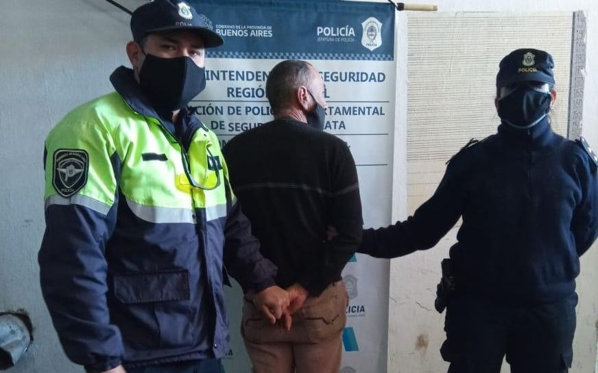 Siete detenidos en la zona oeste de La Plata en un operativo de prevención del delito