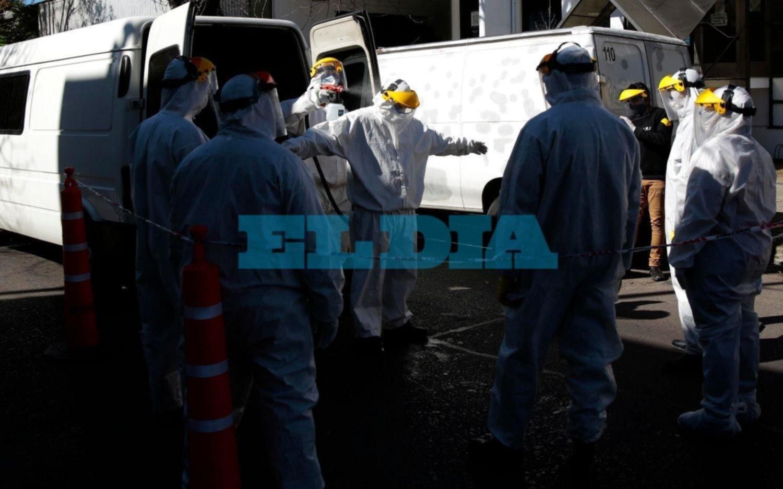 Coronavirus: siete muertes más La Plata, 217 nuevos contagios y récord de recuperados