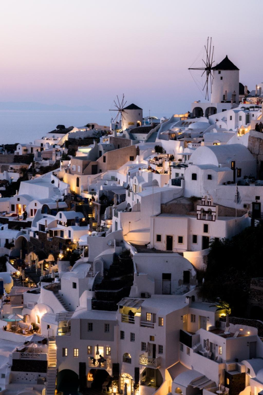 Santorini: seductora por naturaleza