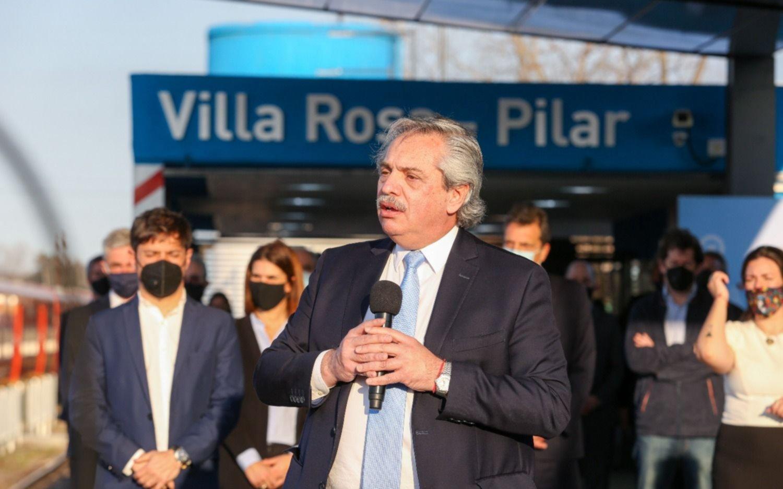 """Fernández sin tregua con Macri:  """"Sin pandemia gobernaban como gobernaban, digo que no me equivoqué"""""""