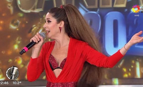 Tras las críticas por la cumbia, Laura Novoa sigue en el Cantando 2020  - Espectáculos