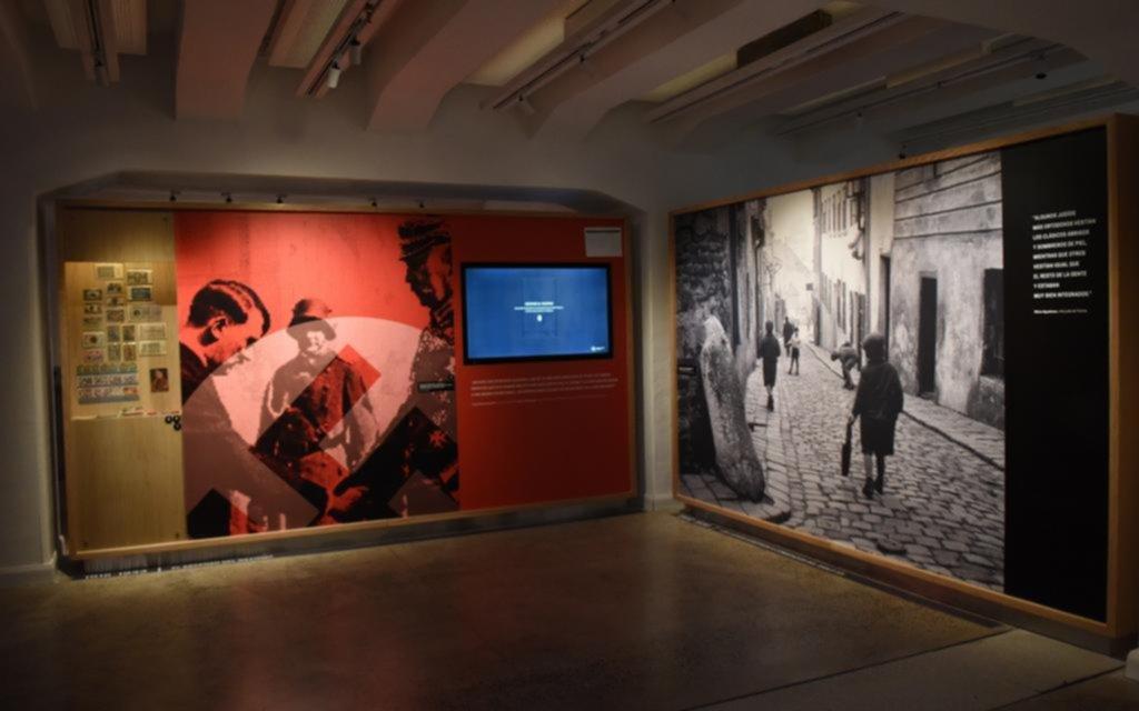 El Museo del Holocausto argentino y un recorrido de manera virtual