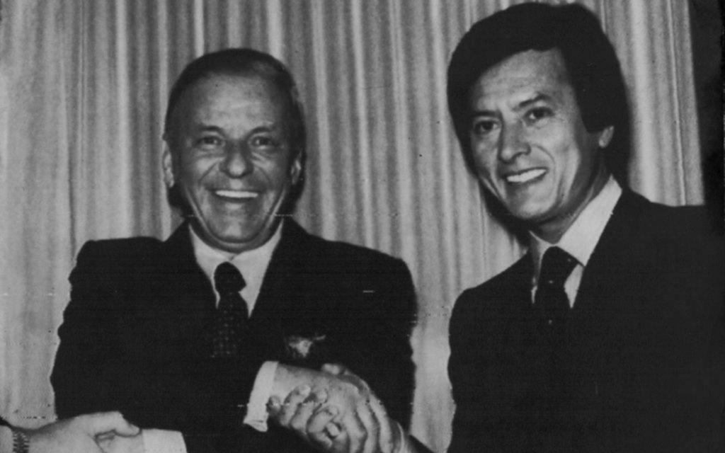 A 40 años de la histórica visita de Frank Sinatra al país