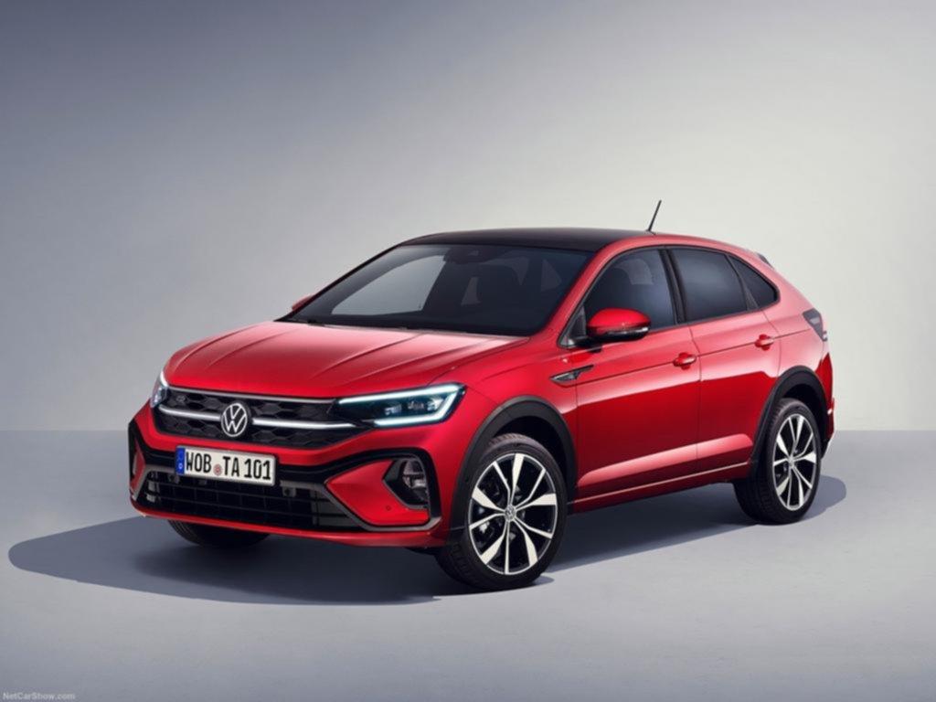 Taigo, el nuevo todocamino de VW es un SUV coupé