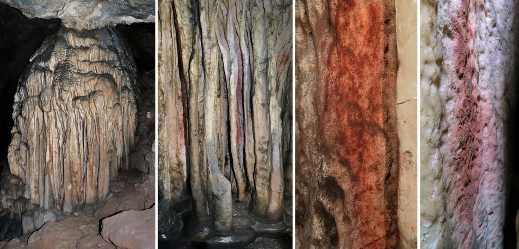 Primeras pinturas: constatan el origen del arte humano más antiguo del mundo