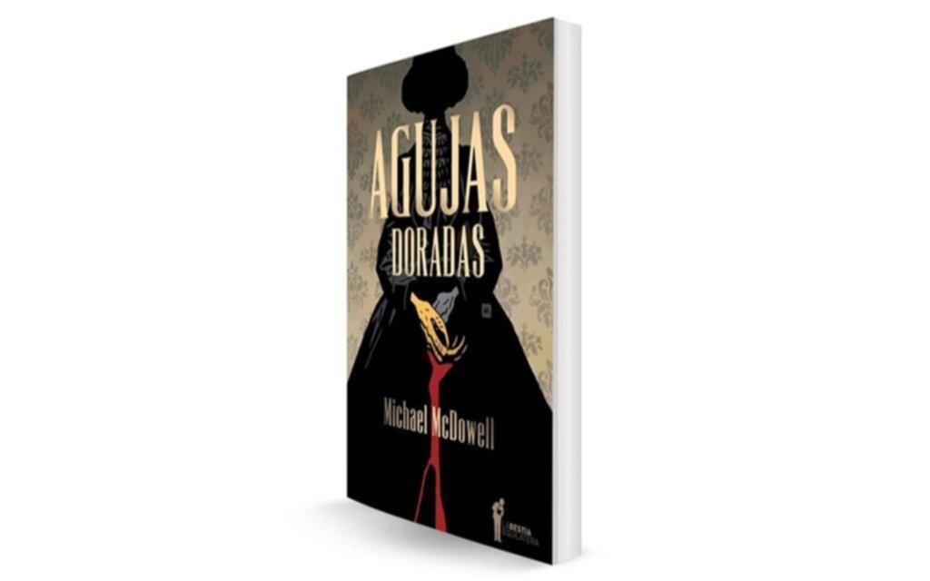 """""""Agujas doradas"""", la nueva joya de un autor de culto"""