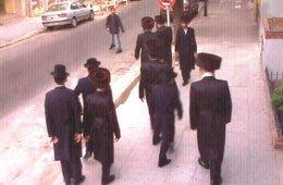 Capital federal: religioso judío sufre salvaje ataque antisemita