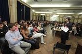 """Estudiantes en un juicio por jurado: """"culpable"""""""