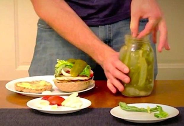 El sándwich más caro y de más lenta preparación: costó $1500 dólares y llevó seis meses hacerlo