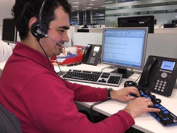 Tiflolibros: una biblioteca digital para ciegos premiada por la OEA