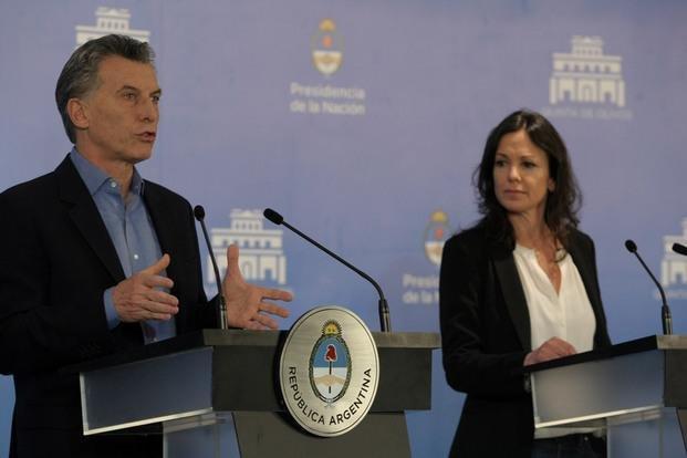 "Macri: ""A partir de aquí quiero ser evaluado como Presidente"""