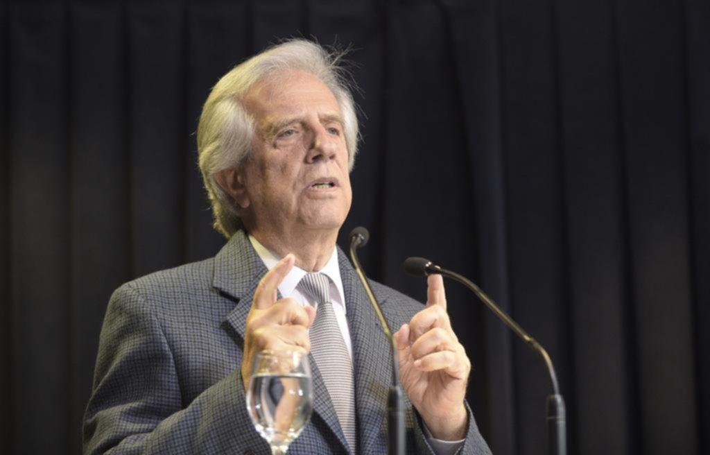 """El presidente de Uruguay dijo que su vice fue """"muy valiente"""" al dimitir"""