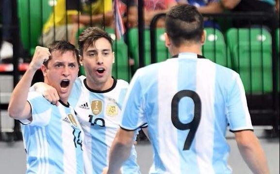 Argentina se consagró campeón intercontinental en futsal
