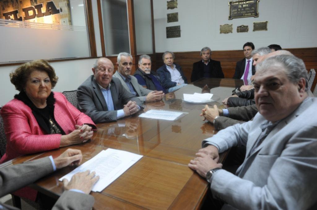 Empresarios de la Región apoyan la actualización del Fondo del Conurbano