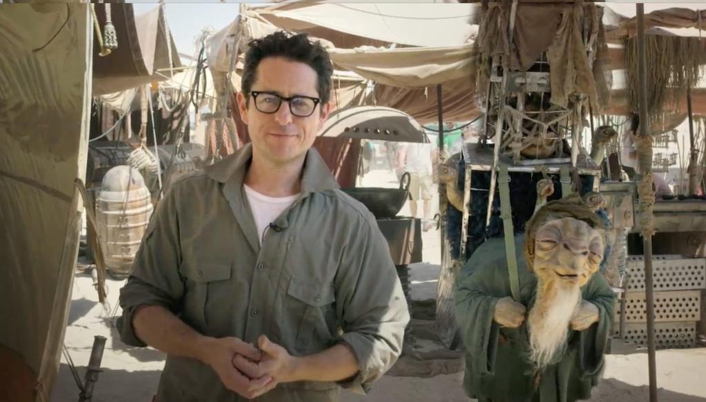 J.J. Abrams vuelve a Star Wars para dirigir el último capítulo de la saga