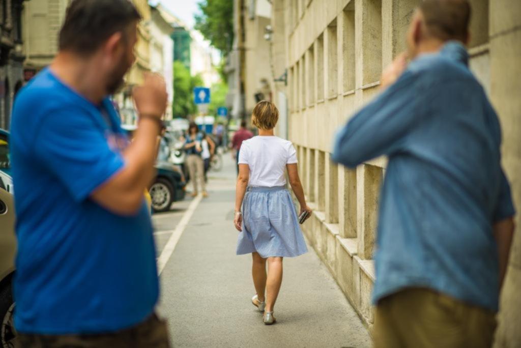 Ocho de cada diez mujeres aseguran sufrir acoso callejero