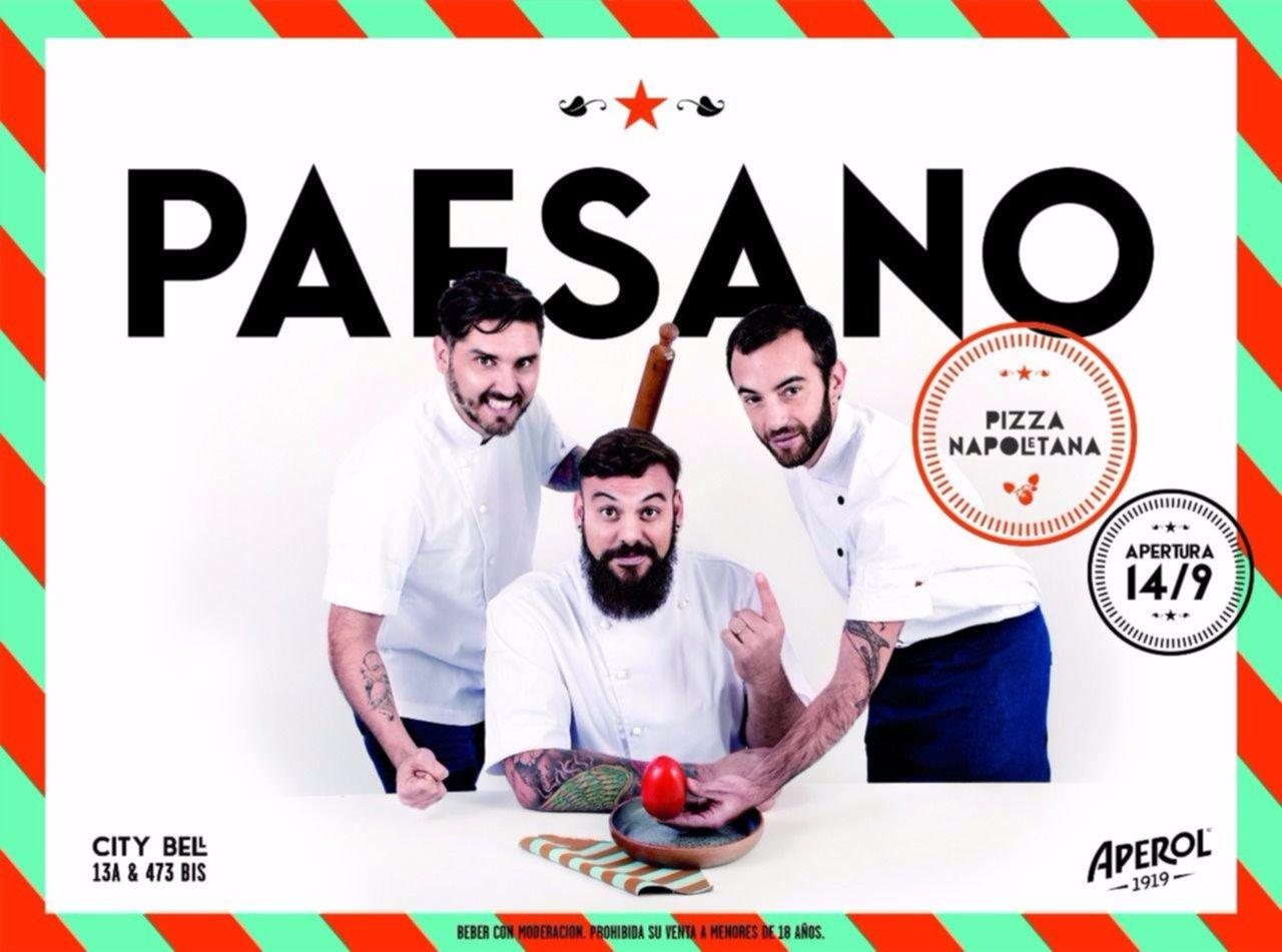 Paesano abre sus puertas en la Ciudad con todo el sabor de Italia