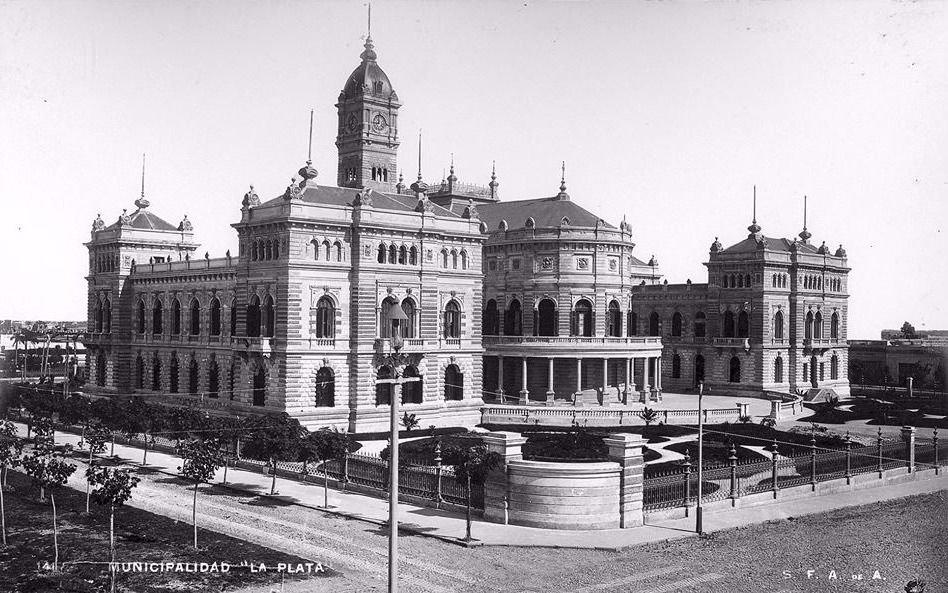 Mitos del Palacio Municipal de La Plata