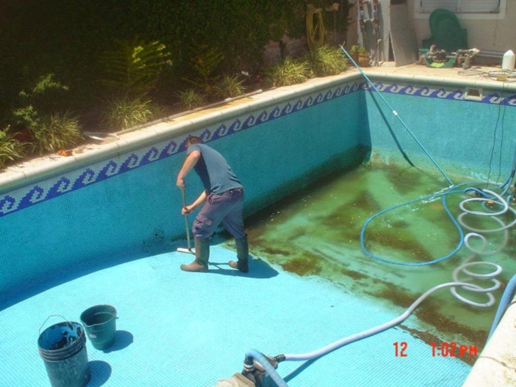 Pintura para piscinas de hormigon precios pintura para for Precios de albercas