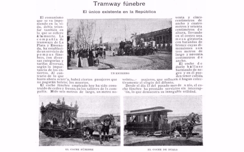 El tranvía fúnebre