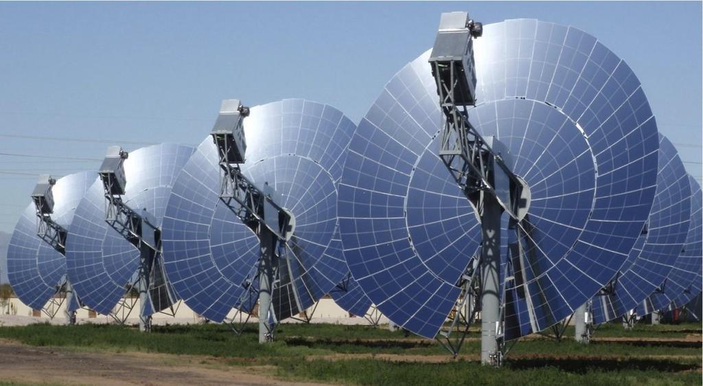 La energía termosolar reúne en La Plata a expertos del mundo