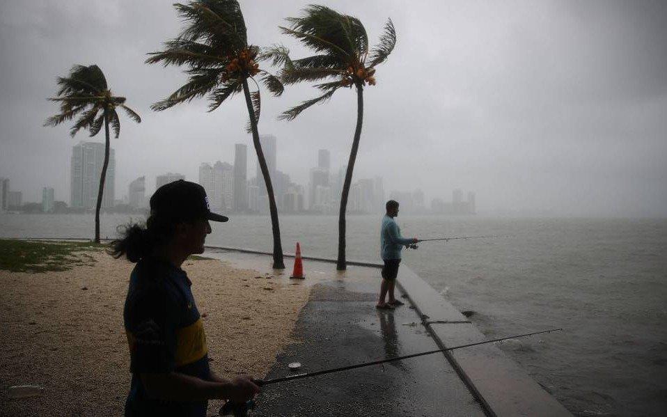 Tormenta 'Gordon' se dirige al Golfo de México