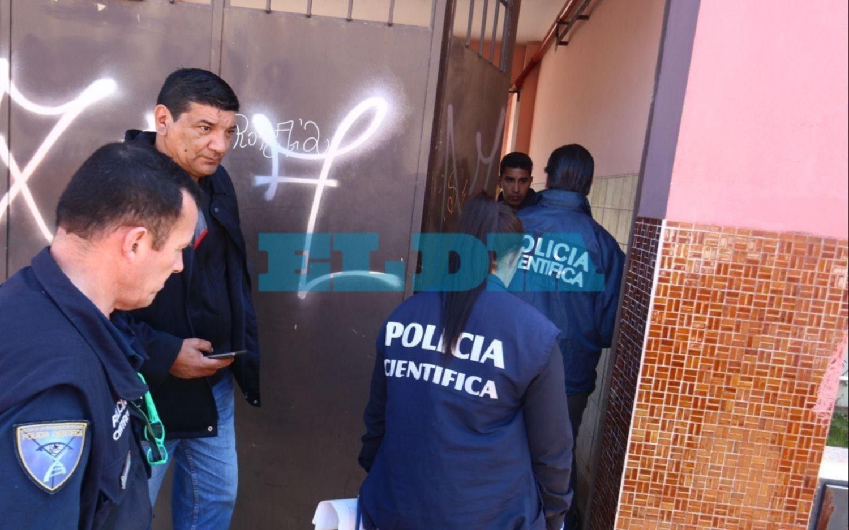 Allanaron el Instituto Próvolo de La Plata