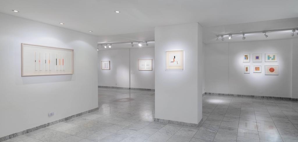 César Paternosto: vida y arte al costado del mundo