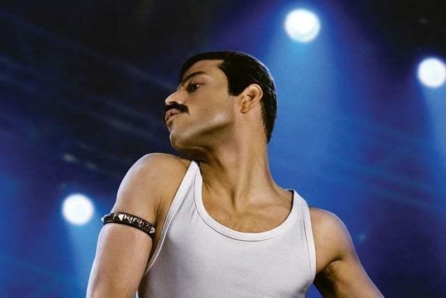 La biopic de Freddie Mercury se estrenará en Wembley