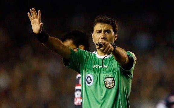 Héctor Paletta será el árbitro frente a Patronato