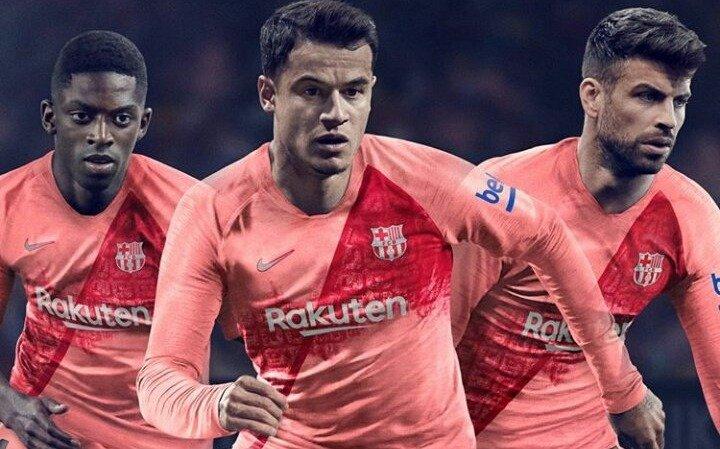 No todo es color de rosa: Barcelona presentó nueva casaca y desató una catarata de memes