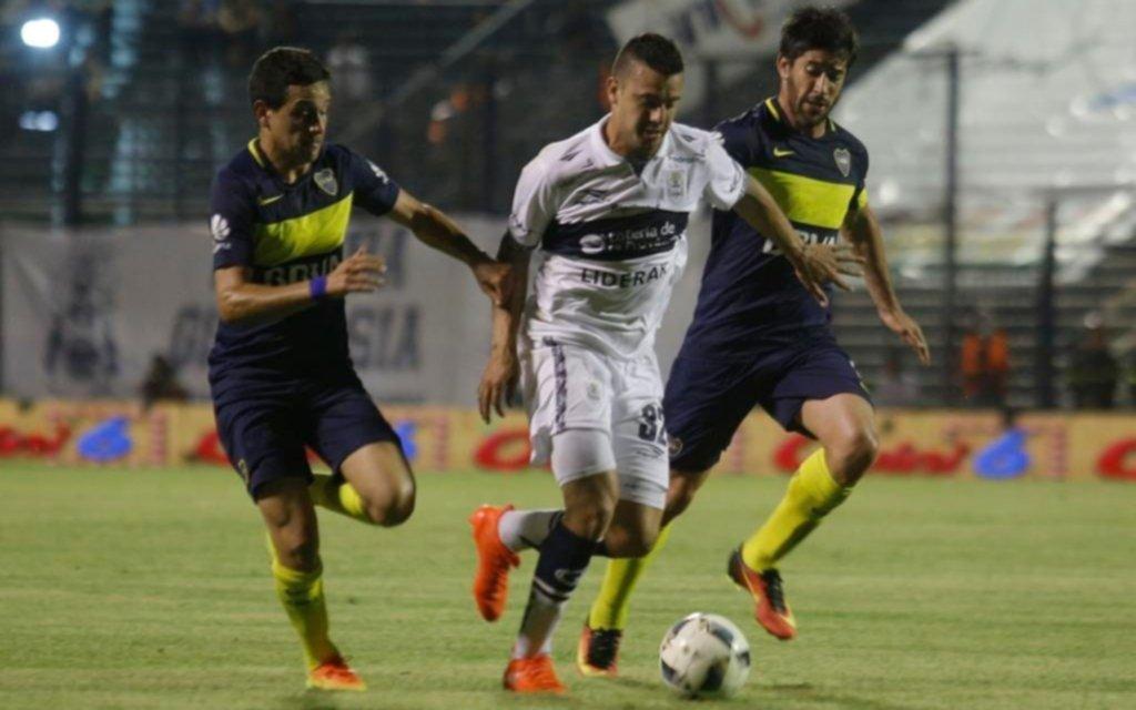 Gimnasia se enfrentará a Boca el próximo 27 de septiembre
