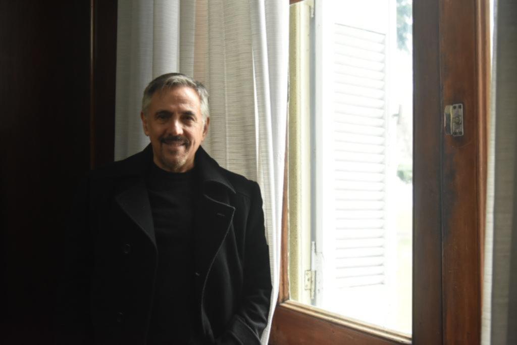 """Alejandro Lerner: """"A través de la vida, te das cuenta que siempre es a pulmón"""""""