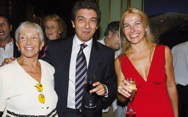 El adiós a estrella: falleció Reneé Roxana, la mamá de Ricardo Darín