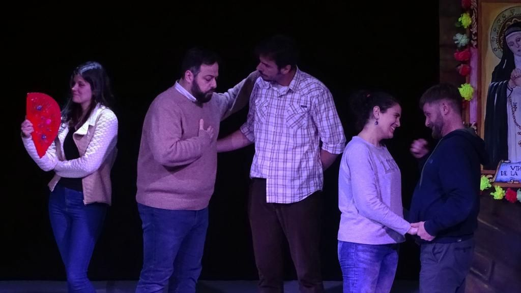 "Por amor a la zarzuela: La Quinta de Apolo debuta con ""La Verbena de la Paloma"""