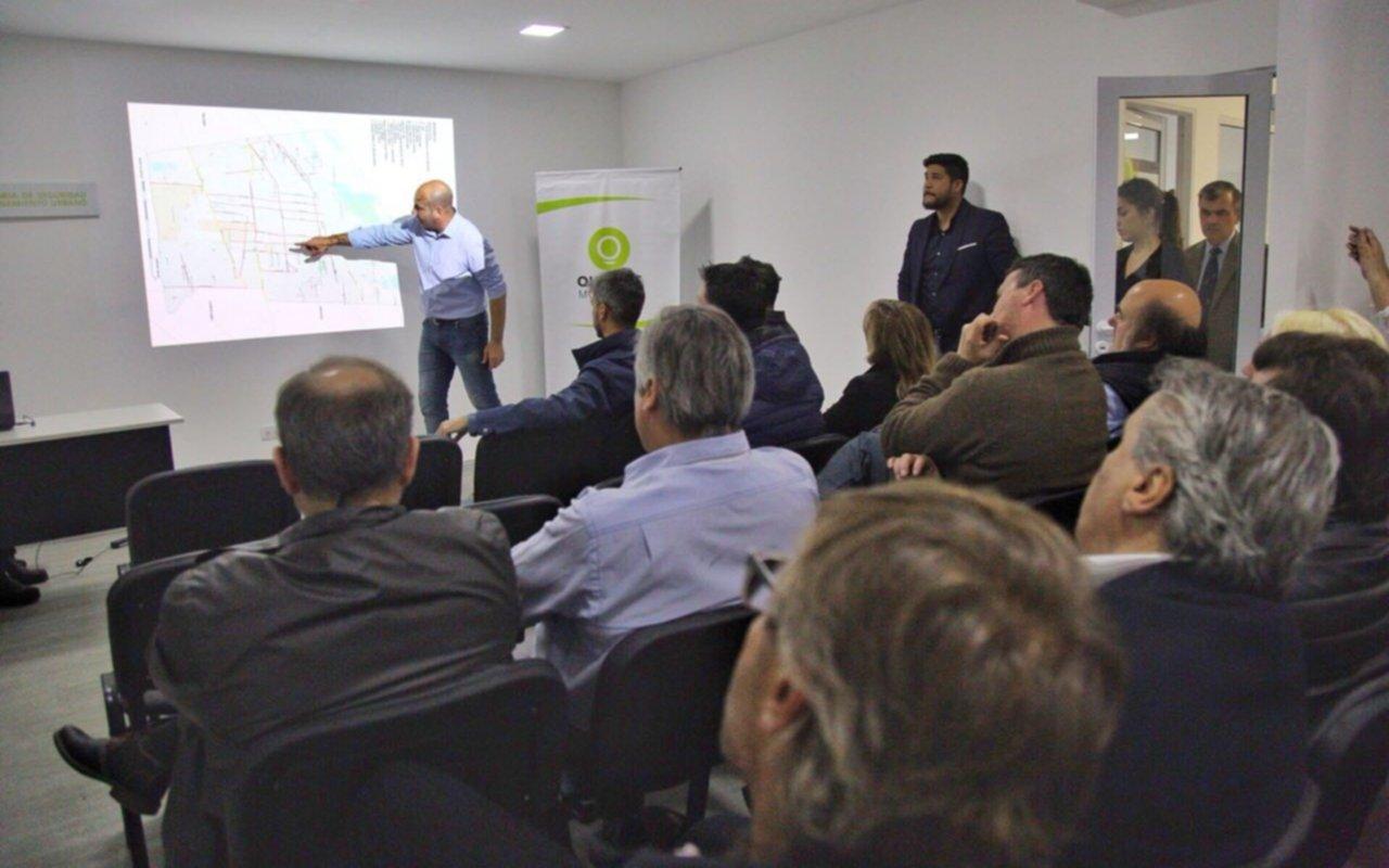 Molina encabezó un encuentro de la escuela de dirigentes de Cambiemos