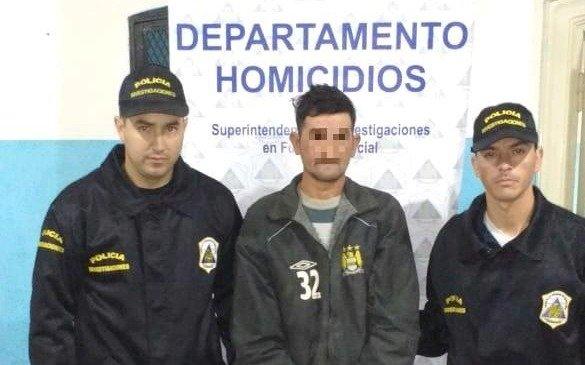 "Así capturaron a ""Chacal"", un hombre con pedidos de captura internacional y nacional"