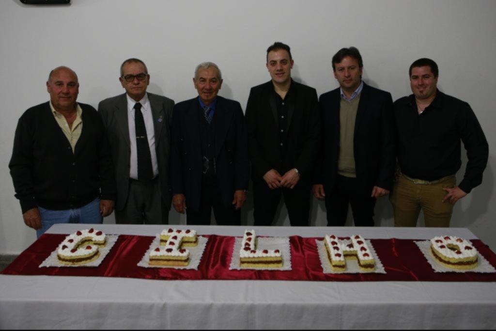 Las instituciones de Los Hornos celebraron el aniversario de CILHO