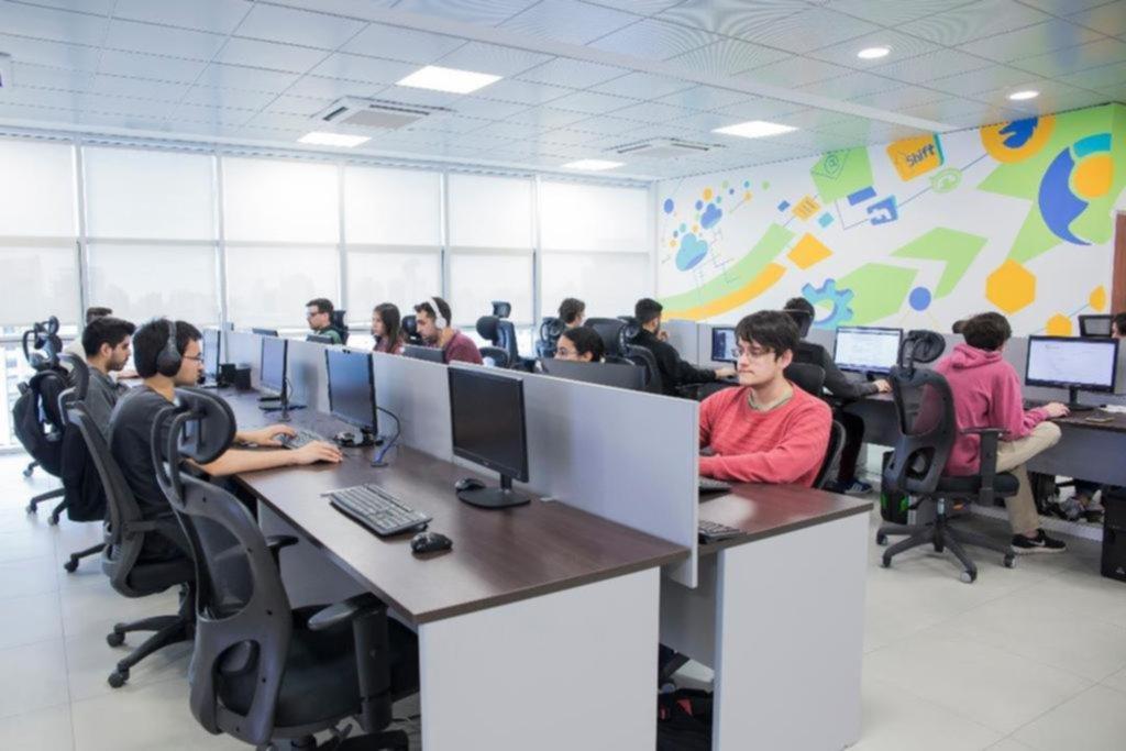 De La Plata al mundo para exportar conocimiento