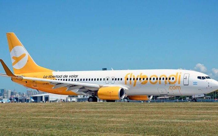 Flybondi volará desde Buenos Aires y Córdoba a Punta del Este